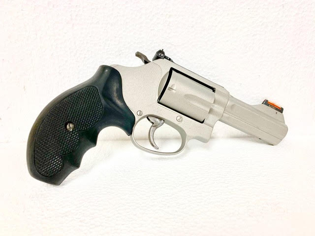 Gallery image titled SilverRevolver