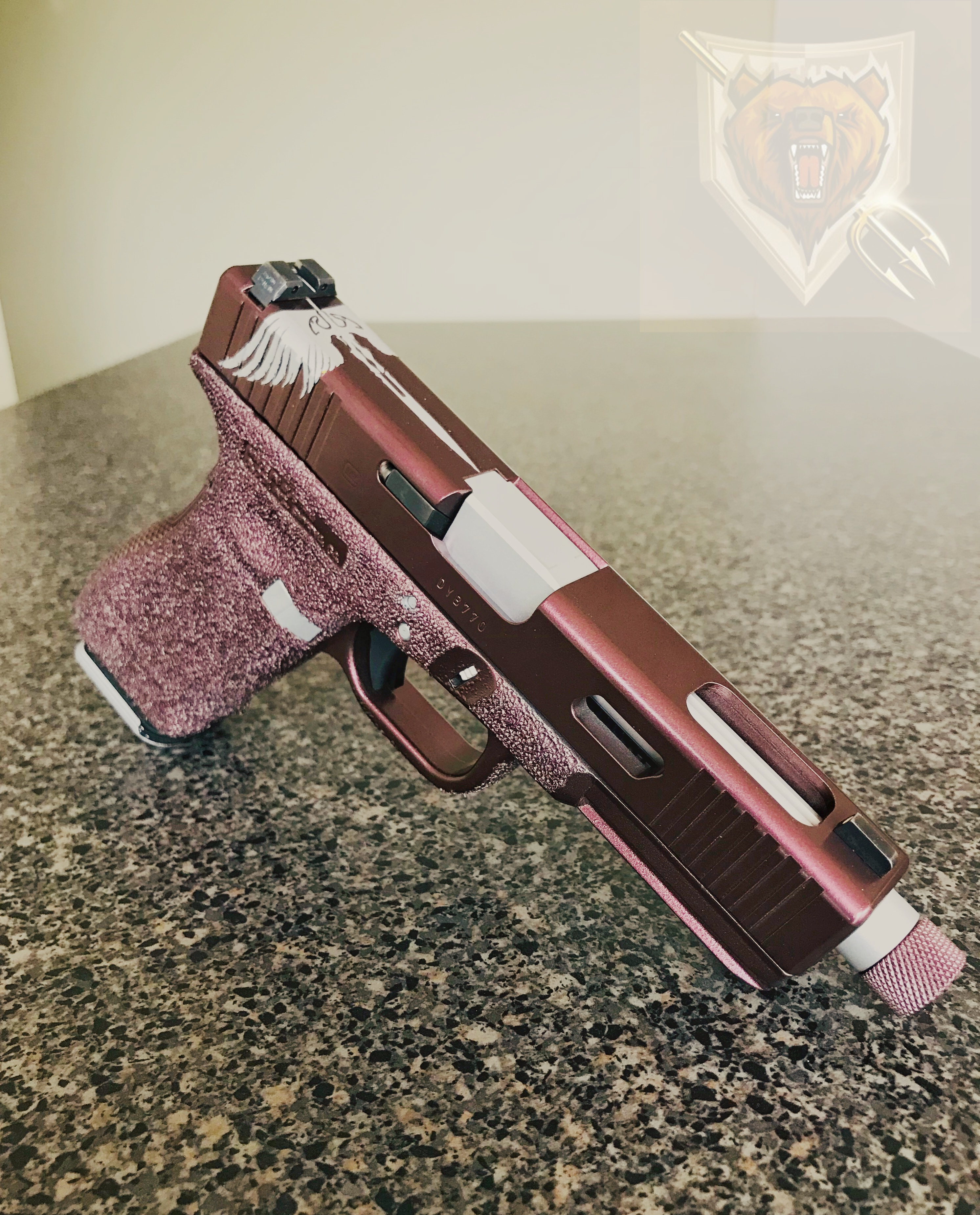 Gallery image titled VALKERIE GUN CANDY